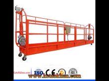 Zlp800 800kg 7 5m In Length Construction Gondola