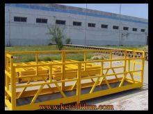 Zlp800 800kg Hot Dip Galvanized Suspended Platform