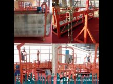 Zlp800 Cleaning Building Glass Equipment