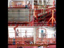 Zlp800 Metal Scaffolding Platform Ce/Gost