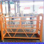 Zlp800 Series Suspended Platform Working Platform