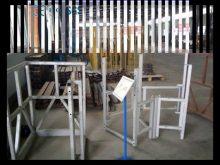 Zlp800 Steel Paint Suspended Platform