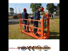 Zlp800 Zlp630 B M U Gondola Suspended Access Platform